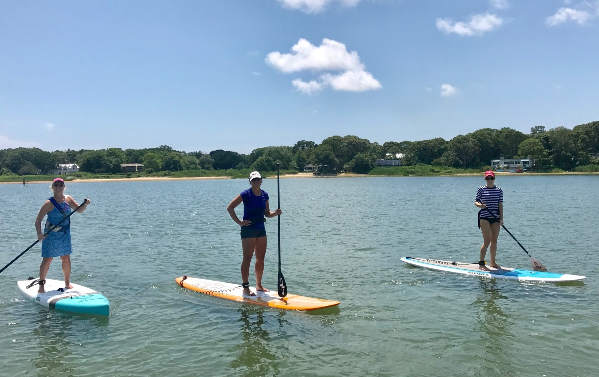 18 Miles to Block Island on a Paddle Board?  Sure! Grab your Paddle and GO.