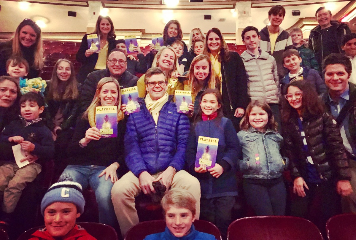 Grab Your Group and Go SEE SpongeBob SquarePants on Broadway
